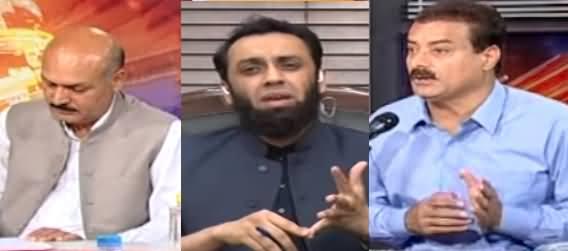 News Beat (Can Nawaz Sharif Take Asylum in London?) - 6th August 2021
