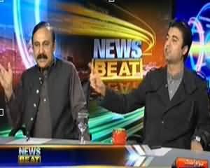 News Beat (Dialogue May Fail - Imran Khan) - 7th February 2014