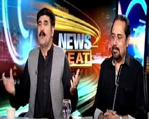 News Beat (Does Zardari Want to Bargain with Army?) – 20th June 2015