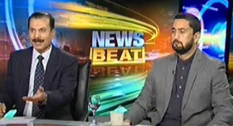 News Beat (Dr.Tahir ul Qadri Allegation, Patiala House Plan) – 22nd November 2014