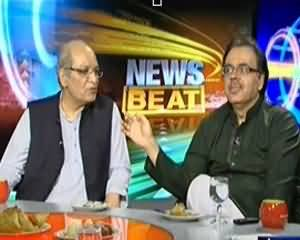 News Beat (Eid Special with Dr. Shahid Masood and Mushahid Ullah Khan PMLN) - 16th October 2013