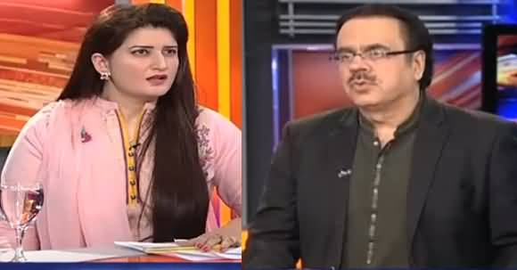 News Beat (Exclusive Talk With Dr. Shahid Masood) - 29th October 2017