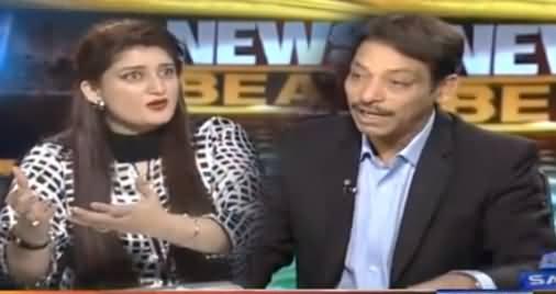 News Beat (Faisal Raza Abidi Exclusive Interview) - 18th Jun 2016