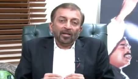 News Beat (Farooq Sattar Exclusive Interview) – 13th March 2015