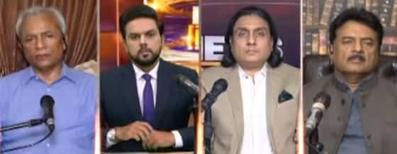 News Beat (Fazlur Rehman Ki Shahbaz Sharif Se Mulaqat) - 9th October 2021