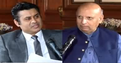 News Beat (Governor Punjab Chaudhry Sarwar Interview) - 10th July 2020