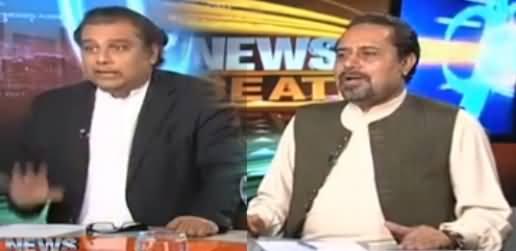 News Beat (Governor Sindh Ki Tabdeeli) - 11th November 2016