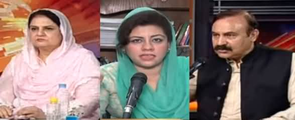 News Beat (Govt's Strong Reaction on Nawaz Sharif's Meeting) - 24th July 2021