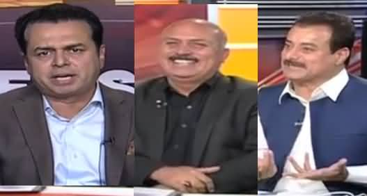 News Beat (Hakumat Opposition Mein Mahaz Arai) - 29th March 2019