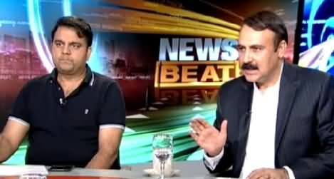 News Beat (Has PTI Evidences of Rigging?) – 14th June 2015