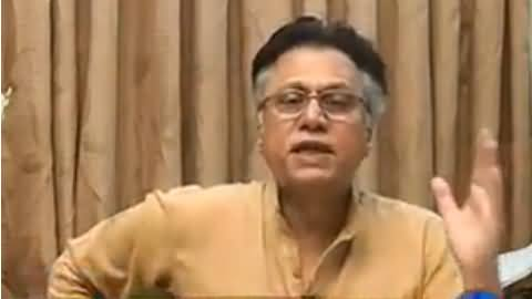 News Beat (Hassan Nisar Exclusive Interview) - 15th June 2014