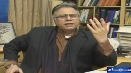 News Beat (Hassan Nisar Exclusive Interview) - 1st January 2017