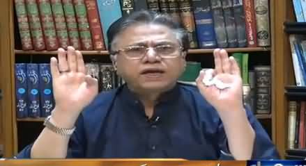 News Beat (Hassan Nisar Exclusive Interview) - 20th May 2018