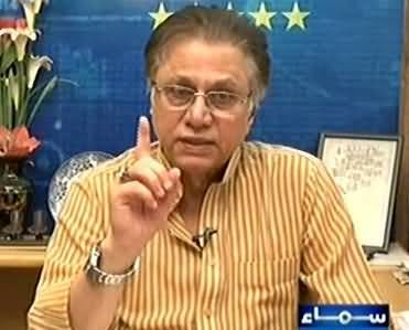 News Beat (Hassan Nisar Exclusive Interview) – 21st May 2016