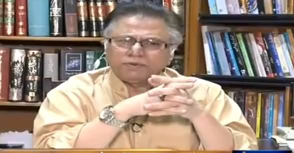 News Beat (Hassan Nisar Exclusive Interview) - 26th August 2018