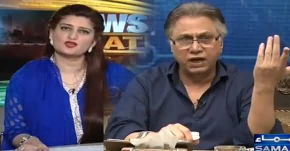 News Beat (Hassan Nisar Exclusive Interview) - 26th March 2017