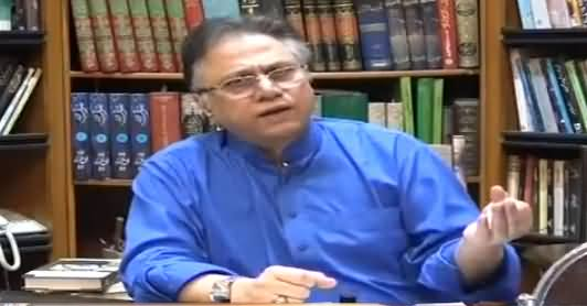 News Beat (Hassan Nisar Exclusive Interview) - 8th April 2018