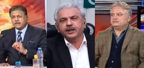 News Beat (How Can Hazara Victims Blackmail Imran Khan?) - 9th January 2021