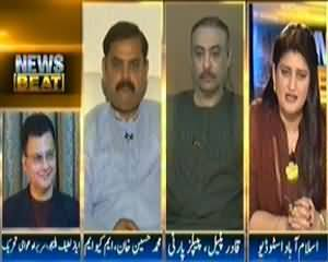 News Beat (How Can Peace of Karachi Come Back?) - 15th March 2014