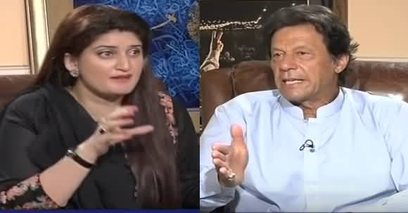 News Beat (Imran Khan Exclusive Interview) - 14th October 2017