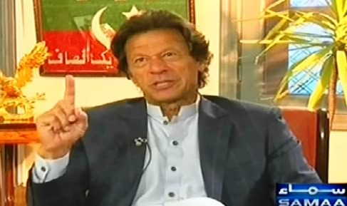 News Beat (Imran Khan Exclusive Interview) – 29th March 2015