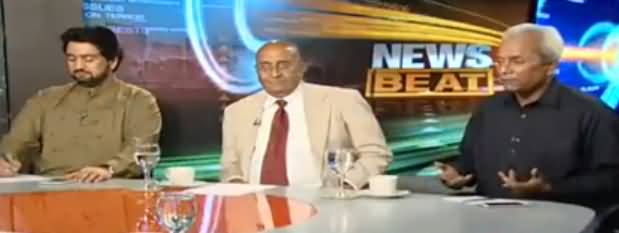 News Beat (Imran Khan Ka Modi Ko Jawab) - 1st October 2016