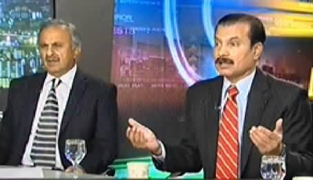 News Beat (Imran Khan Refused to Meet PM Nawaz Sharif) - 15th November 2014