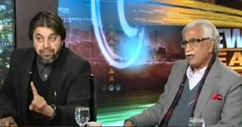 News Beat (Imran Khan's Allegation on Iftikhar Chaudhry) - 25th January 2015