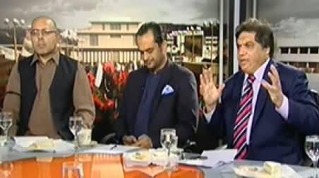 News Beat Part-1 (Imran Khan's Plan C, How Govt Will Deal It?) – 30th November 2014