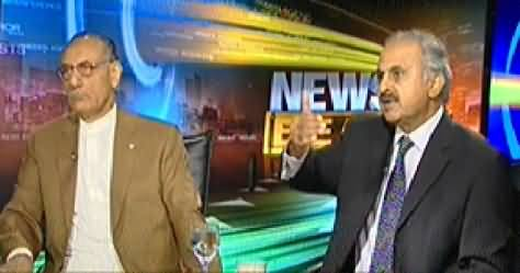 News Beat (Indian Aggression and Pakistan's India Policy) - 11th October 2014