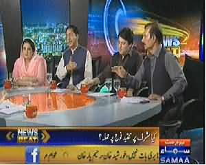 News Beat (Is Criticism on Musharraf is Criticism on Army?) - 11th April 2014