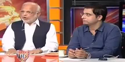 News Beat (Jamhoriyat Ko Kis Se Khatra?) - 15th October 2017