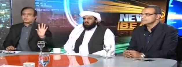 News Beat (Javed Latif Vs Murad Saeed) - 10th March 2017