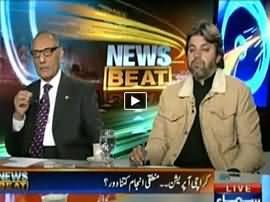 News Beat (Karachi Operation Ka Mantaqi Anjam Kya?) - 22nd November 2015