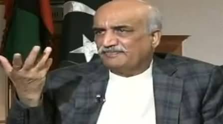 News Beat (Khursheed Shah Exclusive Interview) - 9th June 2017