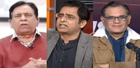 News Beat (Kia PDM Lahore Jalsa Kamyab Raha?) - 13th December 2020