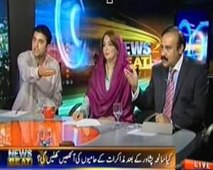 News Beat (Kya Ab Bhi Muzakarat Wahid Hal Hai?) – 23th September 2013