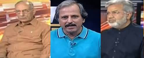 News Beat (LHC Stops NAB From Arresting Hamza Shahabz) - 6th April 2019