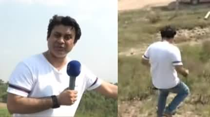 News Beat (Motorway Incident: Special Show From The Crime Spot) - 11th September 2020