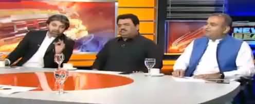 News Beat (Mujhe Kyun Nikala - Nawaz Sharif) - 18th August 2017