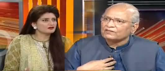 News Beat (Mushahid Ullah Khan Exclusive Interview) - 13th April 2018