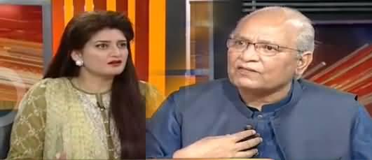 News Beat (Mushahid Ullah Khan Exclusive Interview) - 13th April 2018