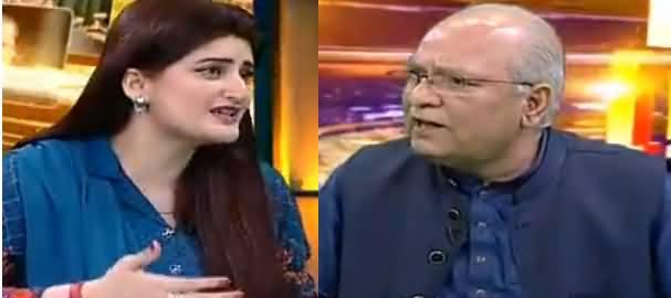 News Beat (Mushahid Ullah Khan Exclusive Interview) - 21st July 2018