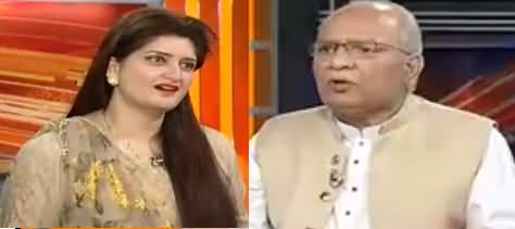 News Beat (Mushahid Ullah Khan Exclusive Interview) - 26th May 2018