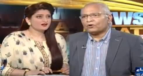 News Beat (Mushahid Ullah Khan Exclusive Interview) - 30th April 2017