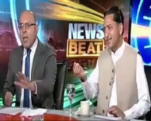 News Beat (NA-122: Ayaz Sadiq Out) – 22nd August 2015