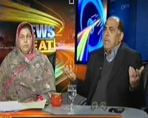 News Beat (NATO Supply Kay Khilaaf PTI Ka Dharna) - 17th November 2013