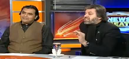 News Beat (Nawaz Sharif Ki Judiciary Per Tanqeed) - 28th January 2018