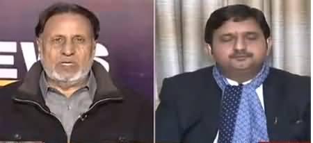 News Beat (Nawaz Sharif Ki Tehreek e Adal) - 7th January 2018