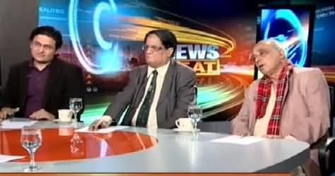 News Beat (Pakistan Vs Zimbabwe, Kal Kaun Jeete Ga?) – 28th February 2015